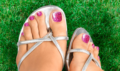 Glitter Toes Colors Glitter Toes With Gelife